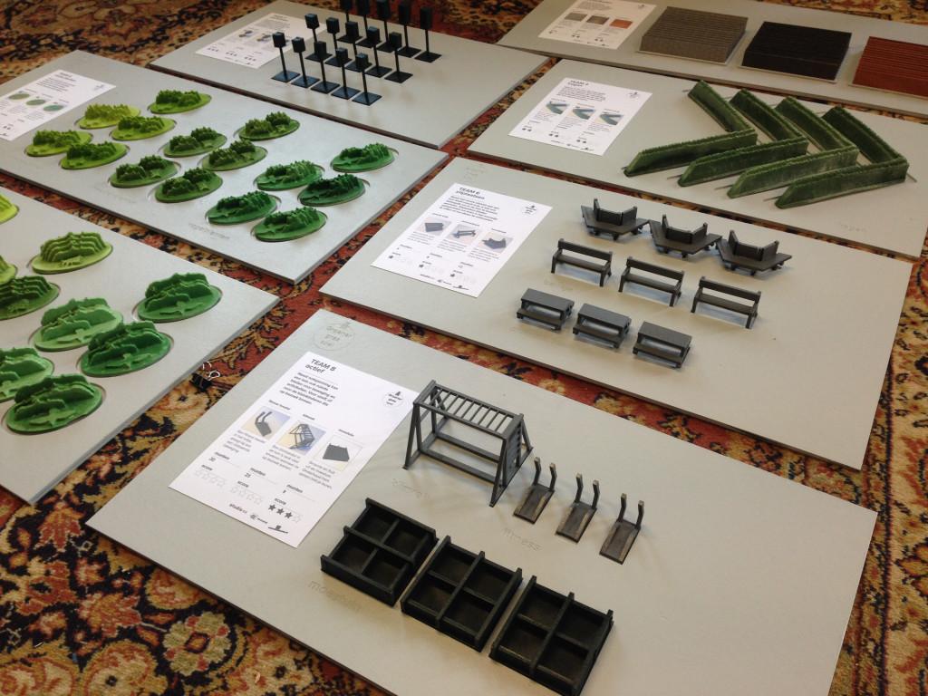 Groener Gras Spel 4