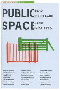 Studio1op1 - publicatie public space