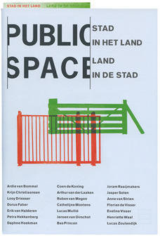 Studio1op1 - publicatie public space