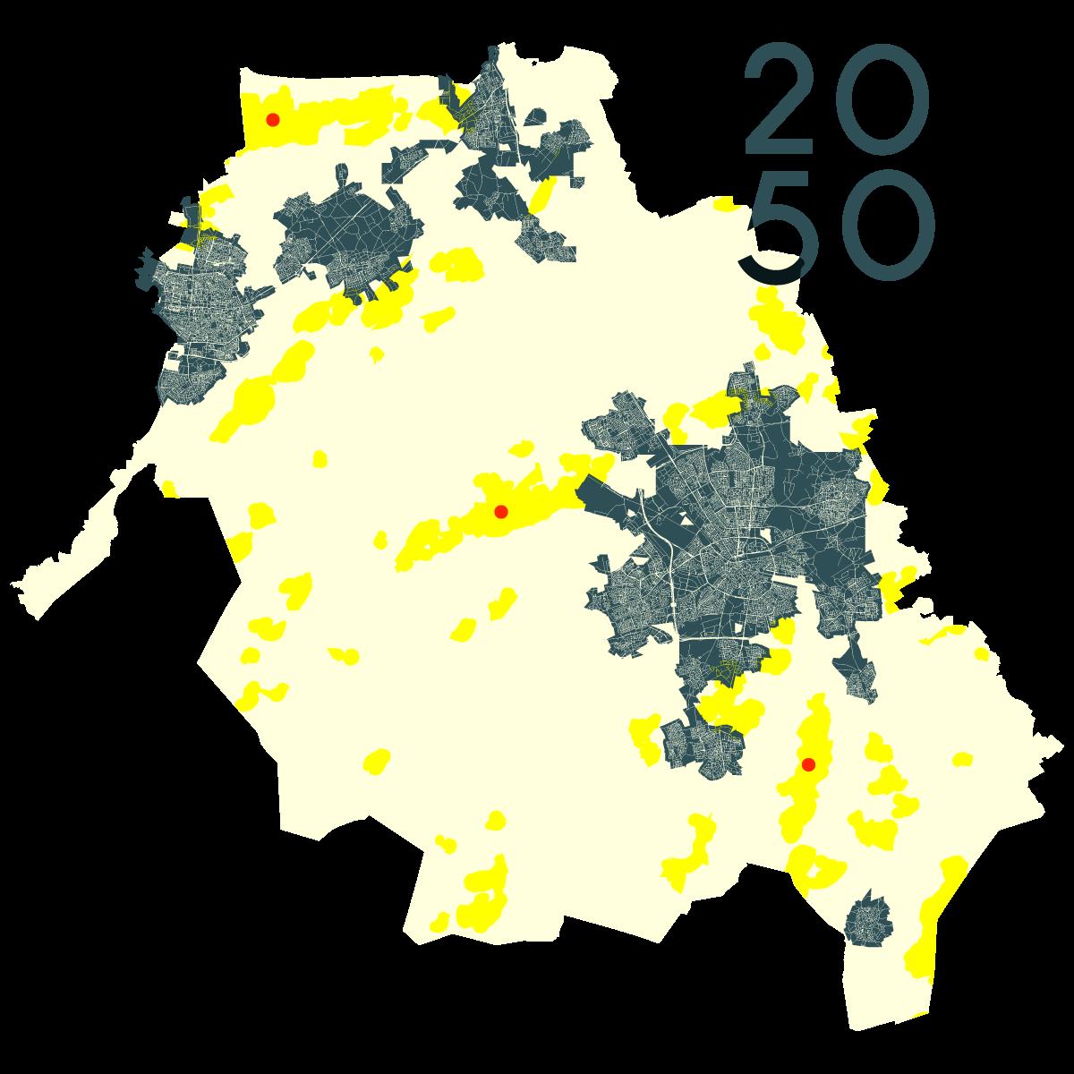 marsbewoners 2050